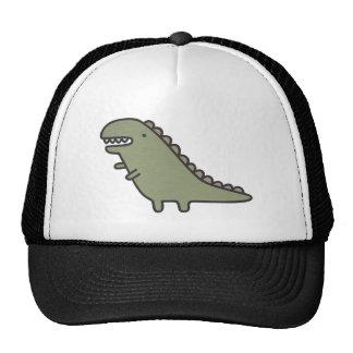 ¡Dinosaurio de furia! Gorros