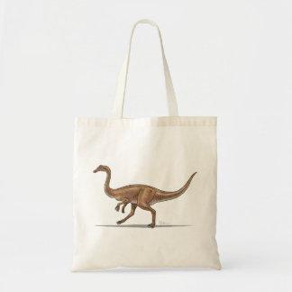 Dinosaurio de Gallimimus de la bolsa de asas