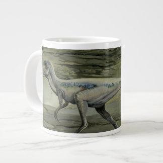 Dinosaurio de Hypsilophodon del vintage Tazas Jumbo