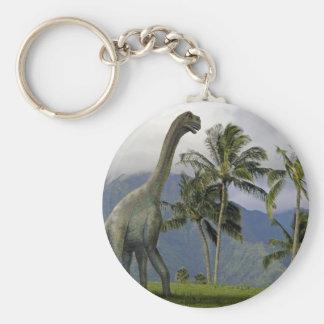 Dinosaurio de Jobaria Llaveros Personalizados