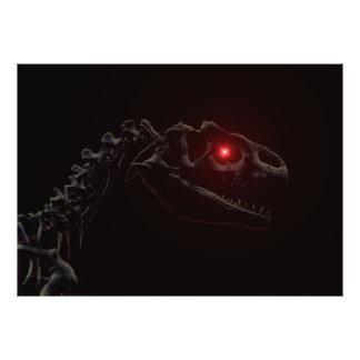Dinosaurio de los Undead Fotografía