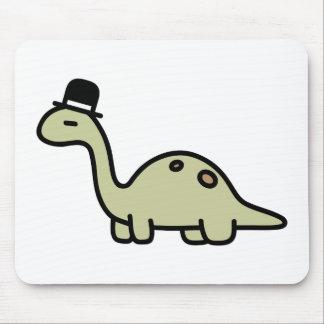 Dinosaurio de lujo tapete de raton