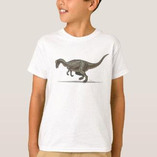 Dinosaurio de Pachycephalosaurus de la camiseta de