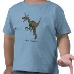 dinosaurio de pascua camisetas