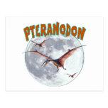 Dinosaurio de Pteranodon Tarjeta Postal