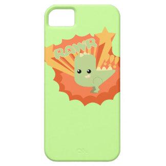 Dinosaurio de RAWR iPhone 5 Carcasa