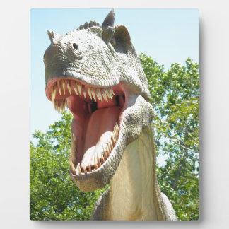 Dinosaurio de Rex del Tyrannosaurus