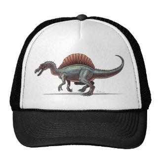 Dinosaurio de Spinosaurus de la gorra de béisbol