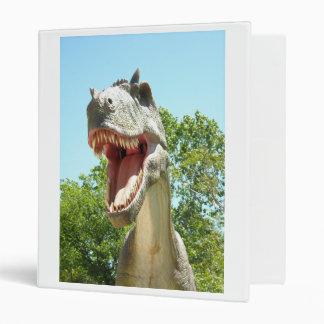 "Dinosaurio de T-Rex del Tyrannosaurus Carpeta 1"""