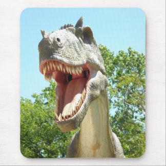 Dinosaurio de T-Rex del Tyrannosaurus Tapetes De Ratones