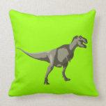 Dinosaurio de T-rex, diseño de Dino Almohada