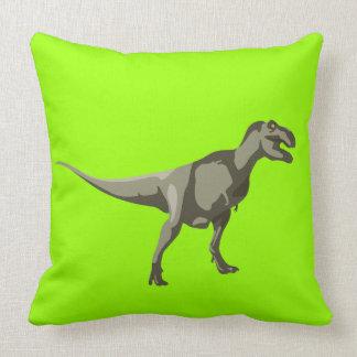 Dinosaurio de T-rex, diseño de Dino Cojín