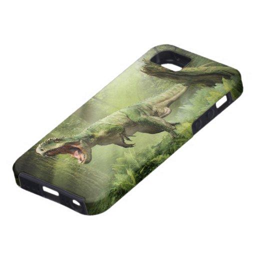 Dinosaurio de T-Rex Funda Para iPhone SE/5/5s