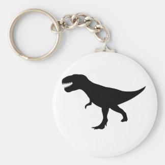 Dinosaurio de T Rex Llavero