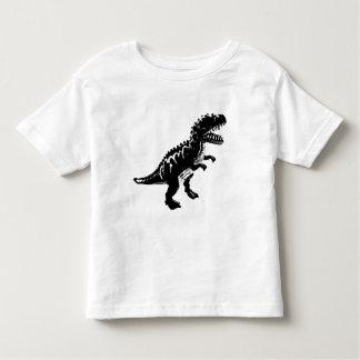 Dinosaurio de T-Rex Playera De Bebé