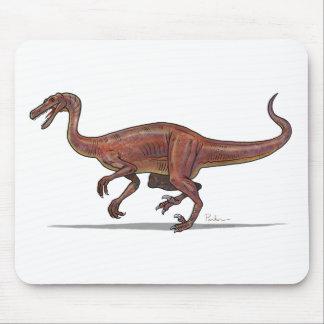 Dinosaurio de Troodon del cojín de ratón Mouse Pads