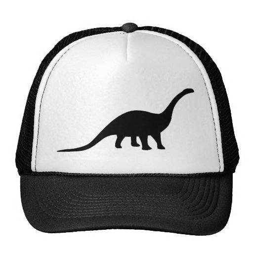 Dinosaurio del Apatosaurus Gorro De Camionero