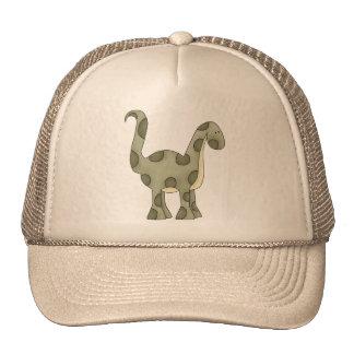 Dinosaurio del bebé gorras de camionero