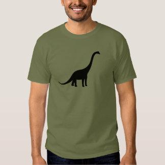 Dinosaurio del Brachiosaurus Playera