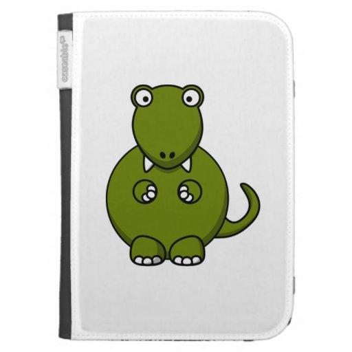 Dinosaurio del dibujo animado