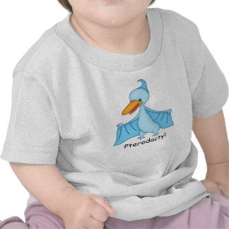 Dinosaurio del Pterodactyl Camiseta