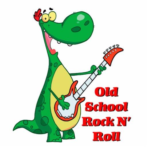 dinosaurio del rollo de la roca n de la escuela vi escultura fotografica