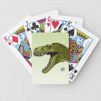 Dinosaurio del rugido T-Rex de Geraldo Borges Barajas