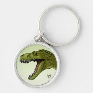 Dinosaurio del rugido T-Rex de Geraldo Borges Llaveros