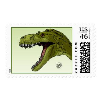 Dinosaurio del rugido T-Rex de Geraldo Borges