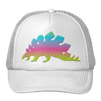Dinosaurio del Stegosaurus Gorro De Camionero