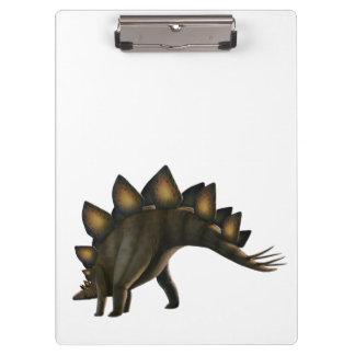 Dinosaurio del Stegosaurus, ilustraciones del orde