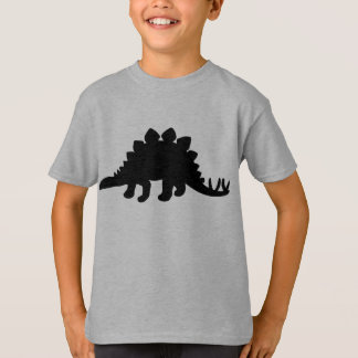 Dinosaurio del Stegosaurus Playera