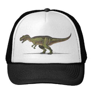Dinosaurio del Tyrannosaurus de la gorra de béisbo