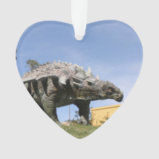 Dinosaurio - dinosaurio del Ankylosaurus en Sucre
