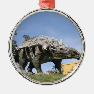 Dinosaurio - dinosaurio del Ankylosaurus en Sucre Ornato