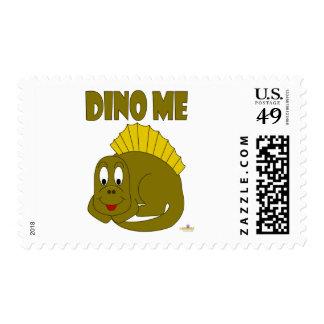 Dinosaurio lindo Dino del amarillo del bebé yo Envio