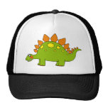 Dinosaurio lindo - stegosaurus gorros bordados