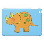 Dinosaurio lindo - triceratops