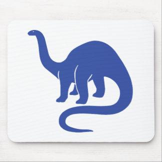 Dinosaurio Mousepad - azul Tapete De Raton