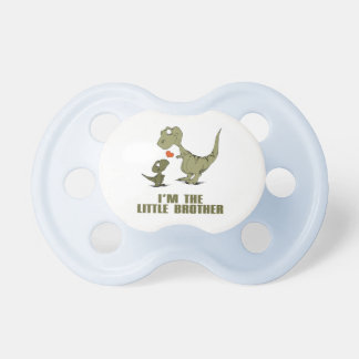 Dinosaurio pequeño Brother Chupetes De Bebé