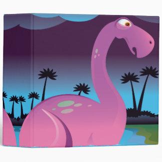 """dinosaurio púrpura en el lago carpeta 2"""""""