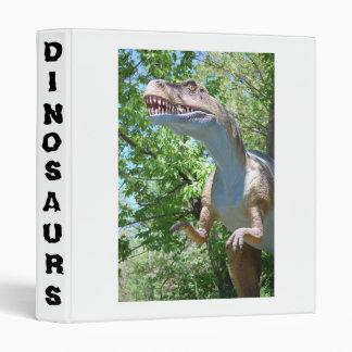 """Dinosaurio T-Rex Carpeta 1"""""""