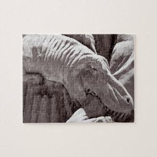 Dinosaurio T Rex Puzzles Con Fotos