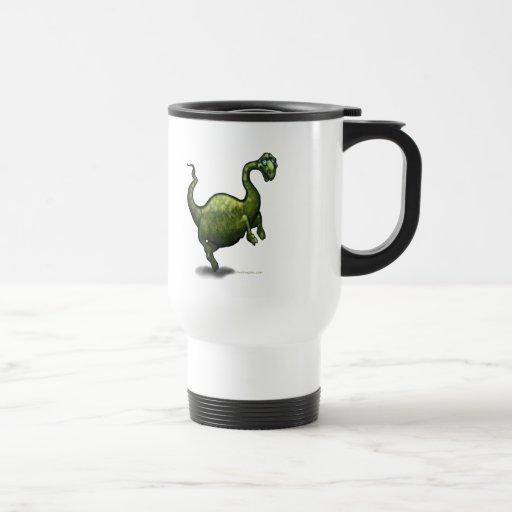 Dinosaurio Taza De Viaje