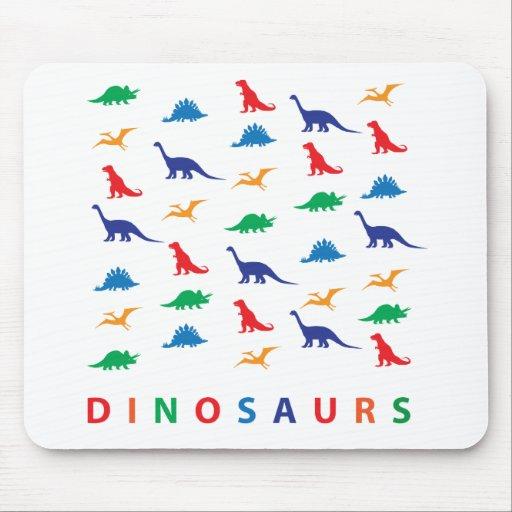 Dinosaurios Alfombrillas De Ratones