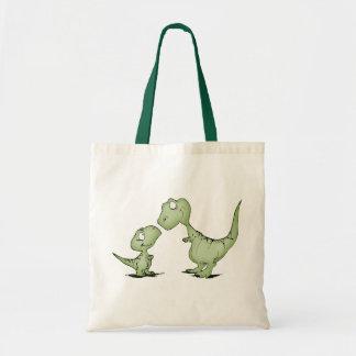 Dinosaurios Bolsa Tela Barata