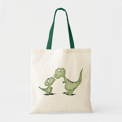 Dinosaurios Bolsa De Mano