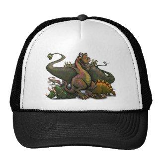 Dinosaurios Gorro De Camionero