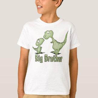 Dinosaurios hermano mayor playera