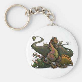 Dinosaurios Llavero